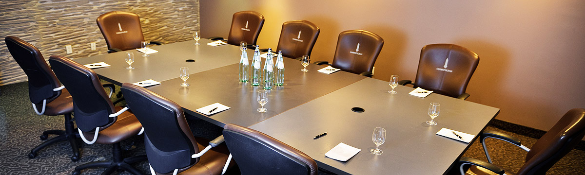 Aura Meeting Room in Downtown Toronto